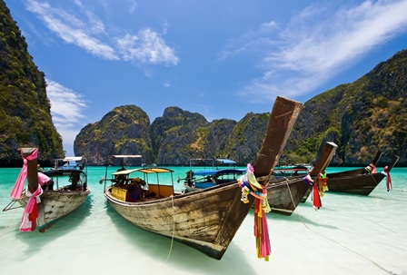 Sailing Thailand - Yacht Charter Vacation Thailand