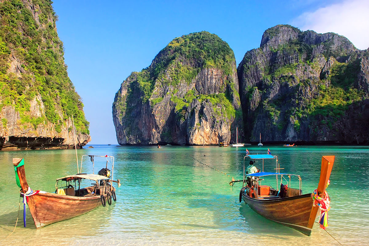 Things to do in Phuket-Thailand-Phi Phi Islands
