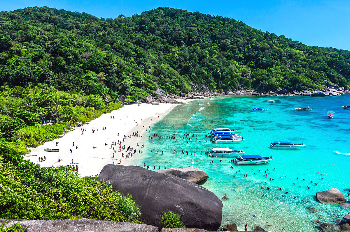 Things to do in Phuket-Thailand-Similan Islands