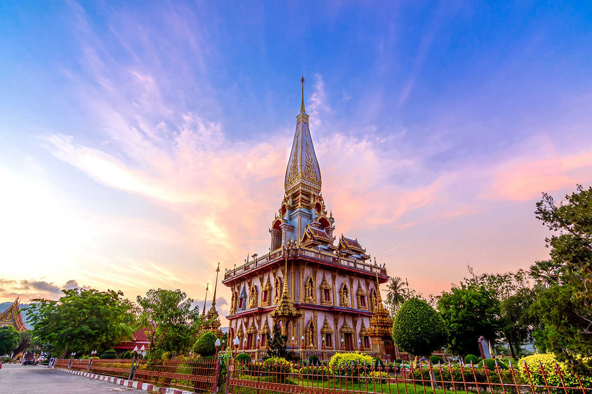 Things to do in Phuket-Thailand-Wat Chalong